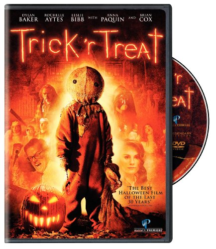 Trick r Treat, a horror flick starring Anna Paquin