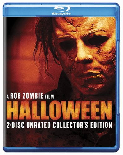 Halloween, 7-disc unrated collector's edition (Blue-Ray)